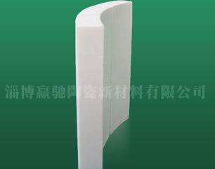 弧形耐磨陶瓷衬板
